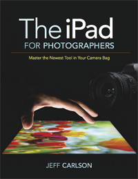 The iPad for Photographers, Book Cover