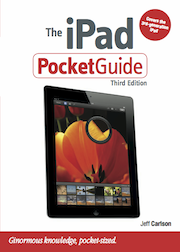 The iPad Pocket Guide, 3rd Edition