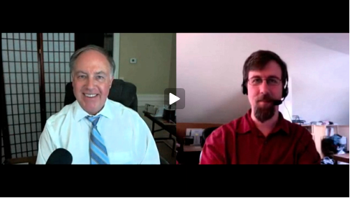 Interview with Chuck Joiner for MacVoices TV