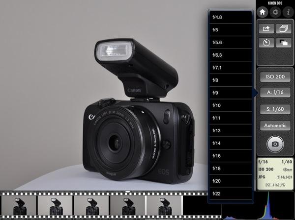 Cameramator photoception