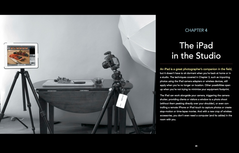 Chapter 4: The iPad in the Studio