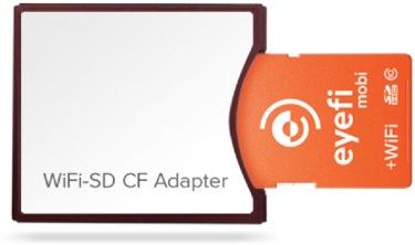 Cf adapter