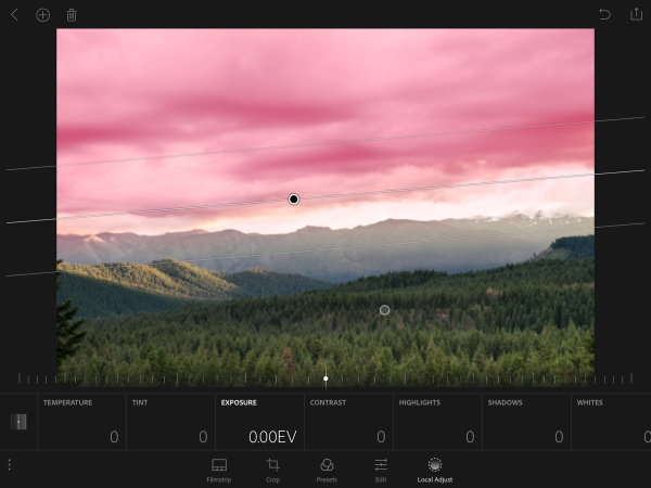 Lightroom for iOS 2 4 Adds Raw and Gradient Selections | The